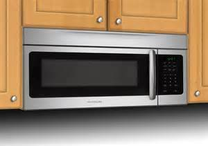 Over the Range Microwave Height above Stove