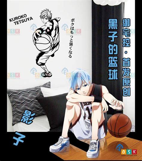 pegatina anime car sticker kuroko no basket kuroko