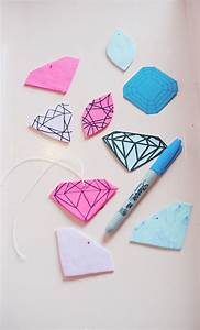 Gems And Five Other Clay Craft Ideas