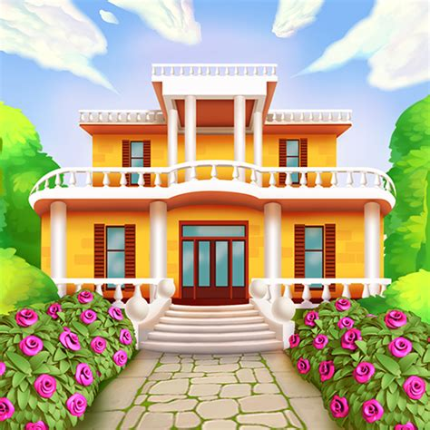 happy home design decor  mod apk money