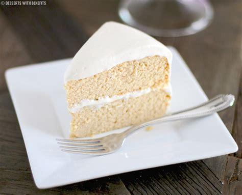 vanilla cake healthy gluten free vanilla cake sugar free low carb desserts with benefits