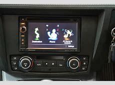 BMW 3 series E92 Retrofit Pioneer Navigation