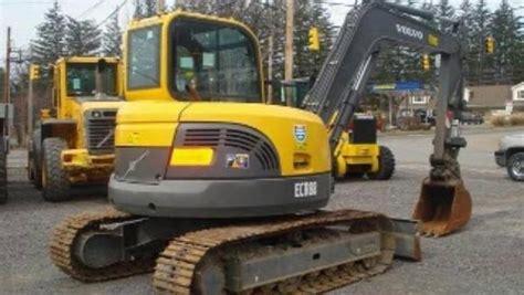 volvo ec290 excavator workshop service repair manual pdf download best manuals