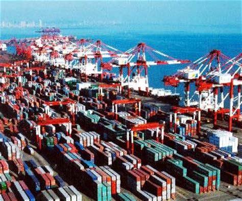le plus grand port de info le plus grand port du monde voyages cartes