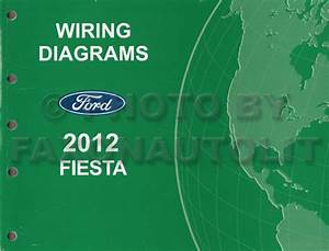 2011 Ford Fiesta Wiring Diagram Original
