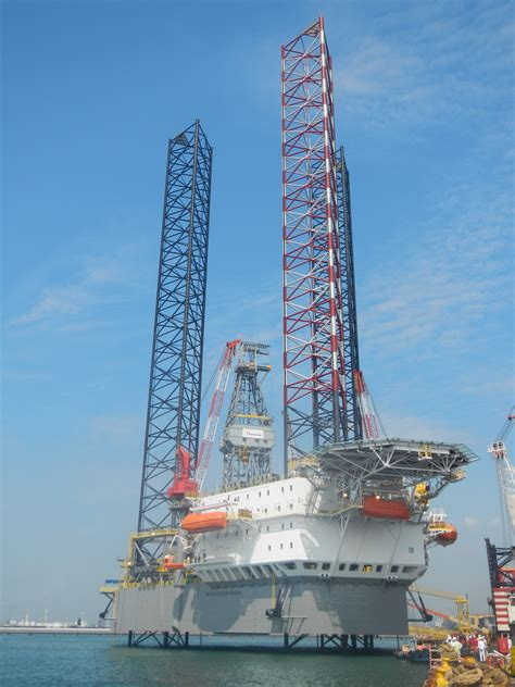 norve rig jackup borr drilling
