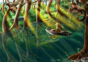 Swamp Pantano by SirNightfall on deviantART