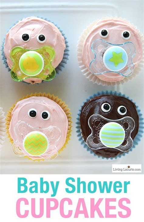baby shower cupcakes with pacifiers 17 best ideas about pacifier cupcakes on baby