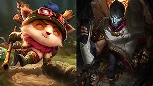 Teemo and Jhin - Trap Gods   League of Legends