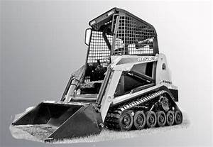 Asv Rc30 Rubber Track Loader Service Repair Manual