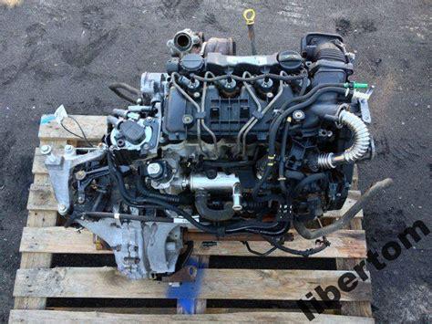 silnik 1 6 tdci ford focus mk2 1 6 tdci hdi c max