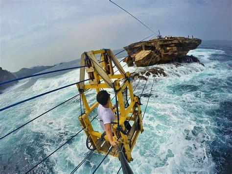 gondola timang jogja wisata keren penantang adrenalin