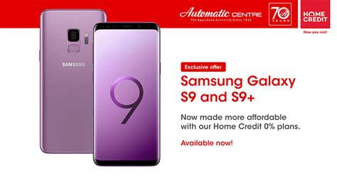 samsung galaxy       automatic centres home credit  plan