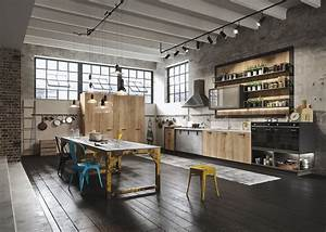 Industrial And Rustic Designs Resurfaced By The New LOFT