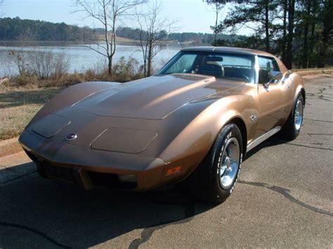 corvette 1975 in gold corvetteforum chevrolet corvette forum discussion