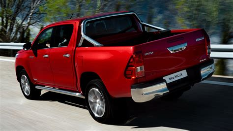 toyota hilux invincible double cab wallpapers