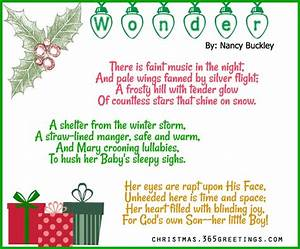 Short Christmas Poems – Christmas Celebration
