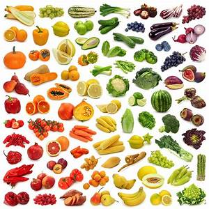 Taste the Rainbow! Why we want to eat fruits & veggies ...