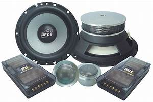 Pyle - Pld6c - Marine And Waterproof - Vehicle Speakers - On The Road