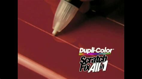 dupli color scratch fix all in 1 dupli color scratch fix all in 1 tv commercial ispot tv