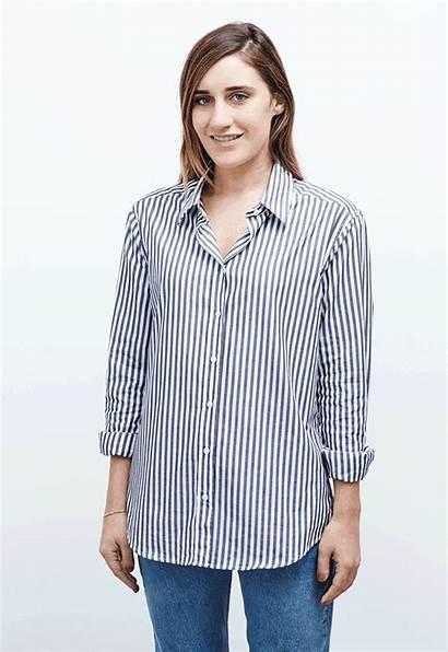 Button Shirt Down Wear Unbutton Standard End