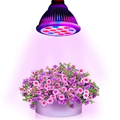 litom 36w led plant grow lights e27 growing bulbs