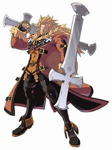 Leo Whitefang / GUILTY GEAR Xrd -SIGN- | DND Characters ...
