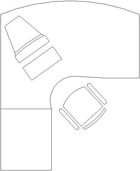 Blocchi Cad Scrivania by Blocchi Autocad Formato Dwg O Dxf Scrivania