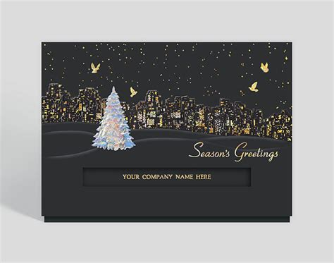 City Lights Holiday Card, 302473 Business Laptop With Graphics Card Cara Buat Guna Photoshop Maker Filehippo Gun Metal Case Visifix Holders In Green Color Game Professional Beret