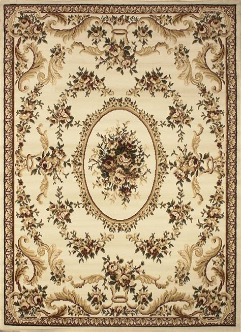 Carpet As Area Rug by Transitional Floral Area Rug 5x7 Casual Vines Scrolls