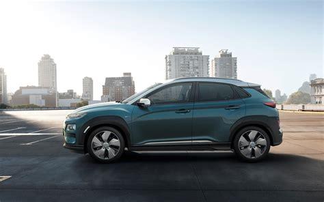 Hyundai Kona 2019 Modification by 2019 Hyundai Kona At A Glance Motor Illustrated