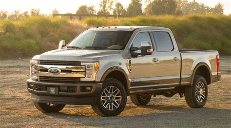 2019 Ford F250 King Ranch, Release Date And Price 2019