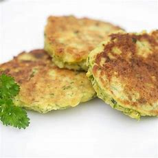 Recipe Zucchini And Halloumi Fritters By Mellyt Recipe