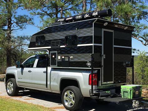 Picking The Perfect Truck Camper