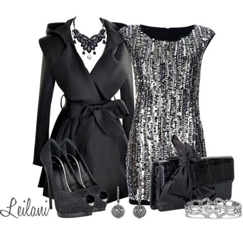 Cool Polyvore Casual New Year Party Outfits For Girls 2013/ 2014 | Girlshue