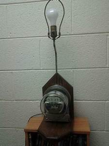 Electric Meter Lamp