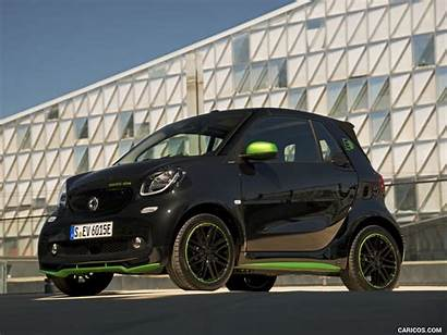 Smart Fortwo Electric Drive Cabrio Greenflash Poster