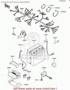 Kawasaki Zx Cdi Wiring Schematics