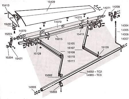 continental alpha awning parts gocsc    usa