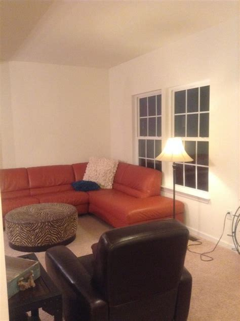 what color paint goes with mocha furniture what wall paint color to go with orange sofa