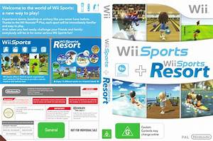 SP2P01 Wii Sports Wii Sports Resort
