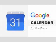 How to Add Google Calendar in WordPress YouTube