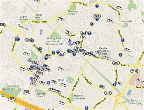 spotcrime  publics crime map july