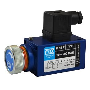 Hydraulic Megastore Pressure Switches