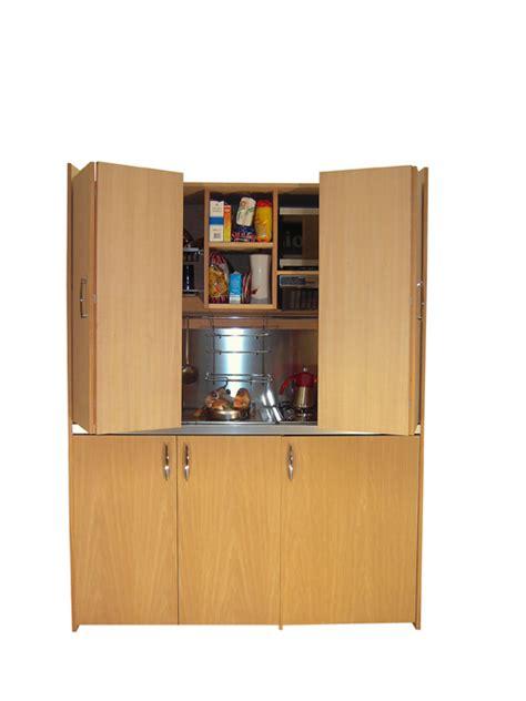 Cucina Armadio Cucina Compatta Da 125 Cm Armadio Cucina Mobile