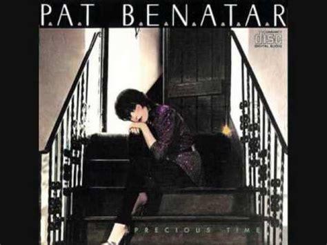 pat benatar promises in the