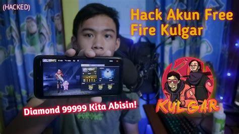 Home free fire cara hack akun ff orang lain paling ampuh work 100%. Hack Akun Free Fire Kulgar - Bagi Bagi Nomor Kulgar! - YouTube