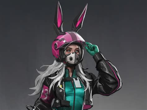 1600x1200 Bunny Girl 1600x1200 Resolution Hd 4k Wallpapers Images Backgrounds Photos And Pictures