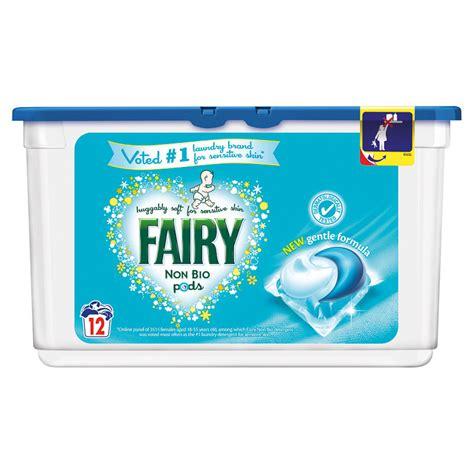 fairy  bio pods pk washing laundry