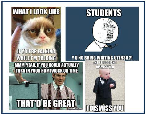 Classroom Memes - teacher memes spanishplans org